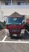 三菱ふそう 小型 幌車 SKG-FBA20 (3517) 1枚目