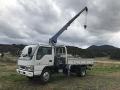 いすゞ 小型 トラッククレーン KR-NKR81LR (4973) 1枚目