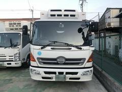 日野 中型 冷凍冷蔵バン ADG-FD8JLWG (5156) 1枚目