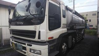 いすゞ 大型 タンクローリー PJ-CYG77P6 (6692) 1枚目