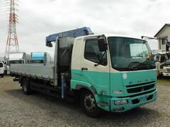 三菱ふそう 増トン クレーン付き PDG-FK62FZ (7110) 1枚目