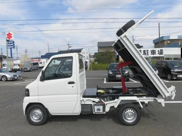 スズキ キャリィ 軽 土砂ダンプ GBD-U62T(7134) 9枚目