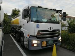 UDトラックス(日産) 大型 タンクローリー ADG-CV2YL (7239) 1枚目