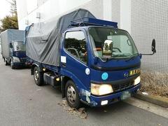 日野 小型 幌車 KK-XZU302M (7299) 1枚目