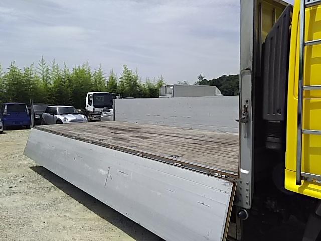 日野 レンジャー 中型 アルミブロック TKG-FD7JLAA(7600) 20枚目