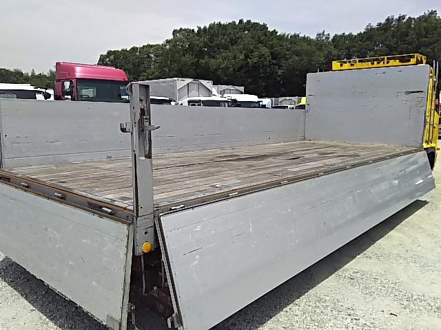 日野 レンジャー 中型 アルミブロック TKG-FD7JLAA(7600) 21枚目