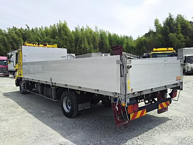 日野 レンジャー 中型 アルミブロック TKG-FD7JLAA(7600) 5枚目