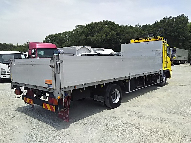 日野 レンジャー 中型 アルミブロック TKG-FD7JLAA(7600) 7枚目