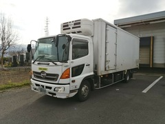 日野 中型 冷凍冷蔵バン BKG-FC7JKYG (7610) 1枚目