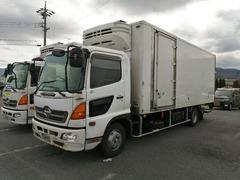 日野 中型 冷凍冷蔵バン BKG-FC7JKYG (7612) 1枚目