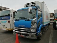 いすゞ 中型 冷凍冷蔵バン PKG-FRR90T2 (7652) 1枚目