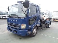 三菱ふそう 中型 コンテナ専用車 PDG-FK61F (8106) 1枚目