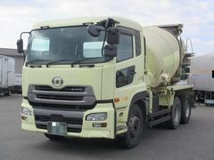 UDトラックス(日産) 大型 ミキサー車 QKG-CW5XL (8161) 1枚目
