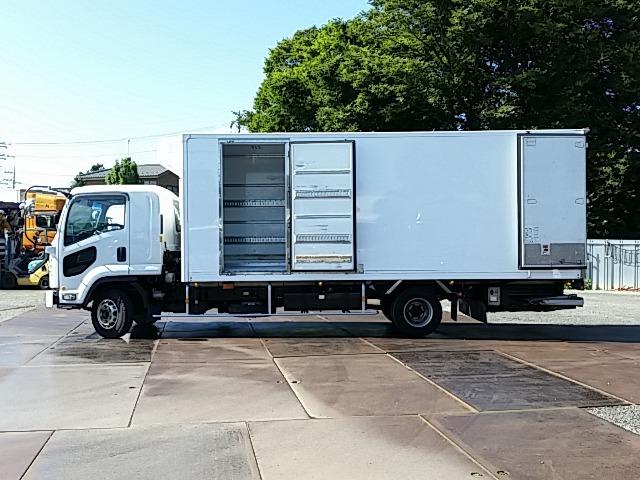 いすゞ フォワード 中型 冷凍冷蔵バン PKG-FRR90S2(8237) 4枚目