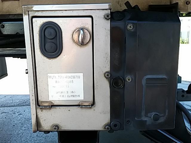 いすゞ フォワード 中型 冷凍冷蔵バン PKG-FRR90S2(8237) 34枚目