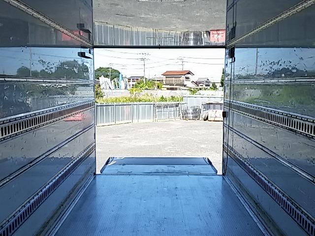 いすゞ フォワード 中型 冷凍冷蔵バン PKG-FRR90S2(8237) 11枚目