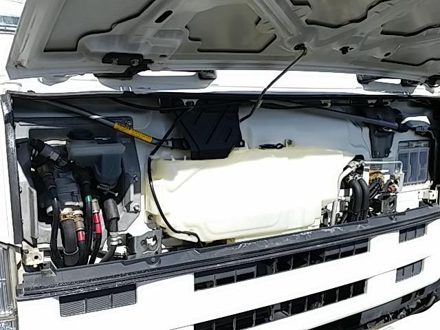 いすゞ フォワード 中型 冷凍冷蔵バン PKG-FRR90S2(8237) 83枚目
