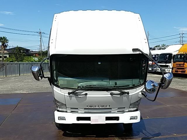 いすゞ フォワード 中型 冷凍冷蔵バン PKG-FRR90S2(8237) 2枚目