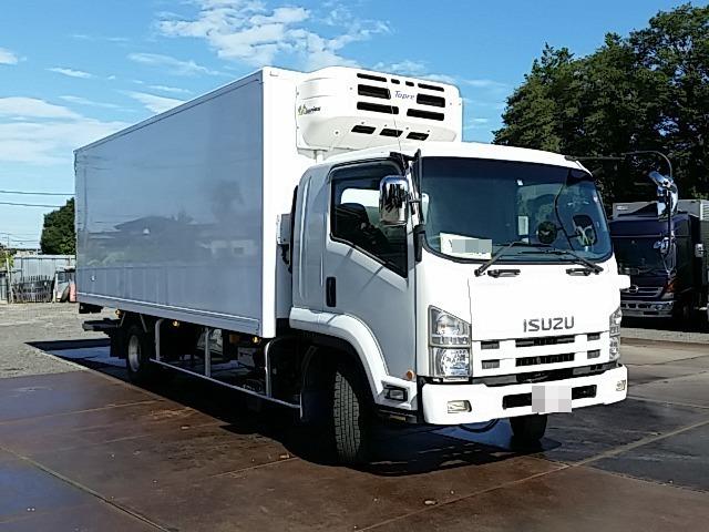 いすゞ フォワード 中型 冷凍冷蔵バン PKG-FRR90S2(8237) 3枚目