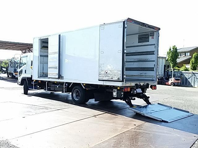いすゞ フォワード 中型 冷凍冷蔵バン PKG-FRR90S2(8237) 7枚目