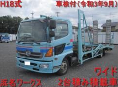 日野 中型 車載専用車 ADG-FC7JLWA (9120) 1枚目
