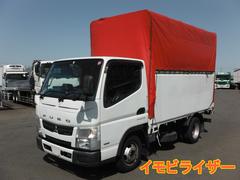 三菱ふそう 小型 幌車 TPG-FBA00 (9196) 1枚目