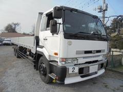 UDトラックス(日産) 大型 平ボディ KC-CD53CVH (9406) 1枚目
