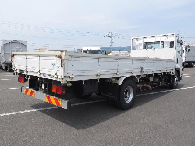いすゞ フォワード 中型 平ボディ SKG-FRR90T2(9795) 4枚目