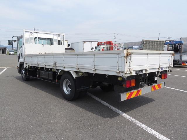 いすゞ フォワード 中型 平ボディ SKG-FRR90T2(9795) 5枚目