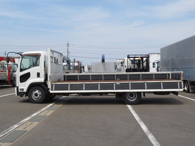 いすゞ フォワード 中型 平ボディ SKG-FRR90T2(9795) 25枚目