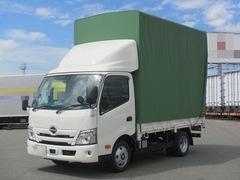 日野 小型 幌車 2RG-XZU700M (10102) 1枚目