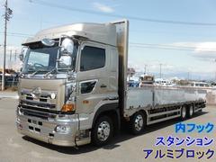 日野 大型 平ボディ QPG-FW1EXEJ (10214) 1枚目