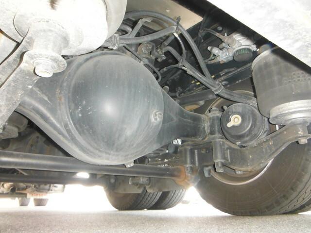 いすゞ ギガ 大型 アルミウィング QKG-CYJ77B(10257) 8枚目