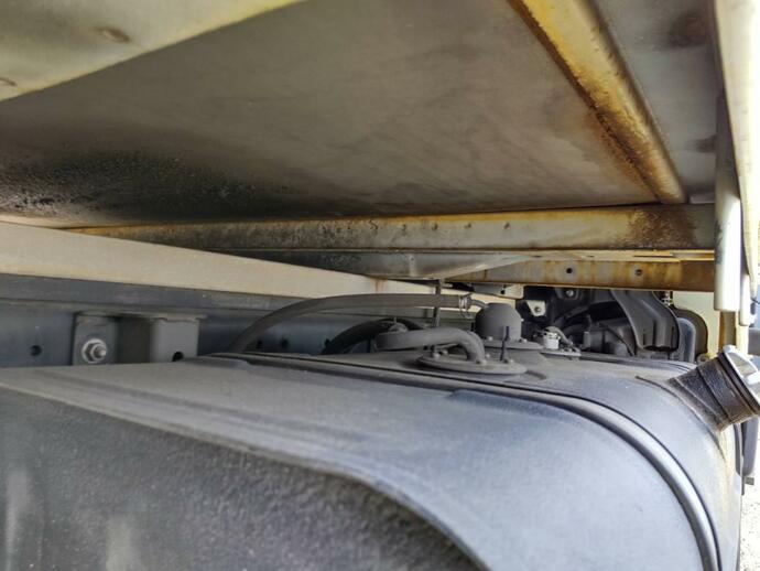 日野 デュトロ 小型 平ボディ BKG-XZU304M(10712) 12枚目