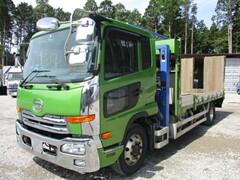 UDトラックス(日産) 増トン セルフクレーン QKG-PK39LH (10890) 1枚目