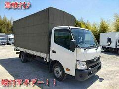 トヨタ 小型 幌車 TDG-XZU710 (10903) 1枚目