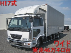 UDトラックス(日産) 中型 アルミウィング PB-MK36A (11038) 1枚目