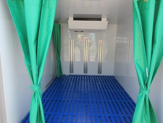 スズキ キャリィ 軽 冷凍冷蔵バン EBD-DA16T(11059) 6枚目