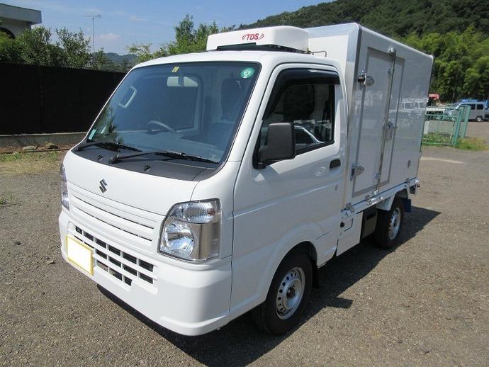 スズキ キャリィ 軽 冷凍冷蔵バン EBD-DA16T(11059) 1枚目