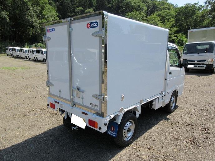 スズキ キャリィ 軽 冷凍冷蔵バン EBD-DA16T(11059) 2枚目