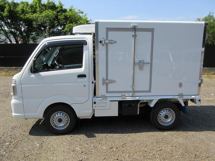 スズキ キャリィ 軽 冷凍冷蔵バン EBD-DA16T(11059) 3枚目