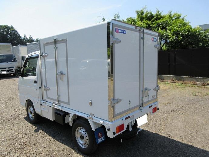 スズキ キャリィ 軽 冷凍冷蔵バン EBD-DA16T(11059) 14枚目