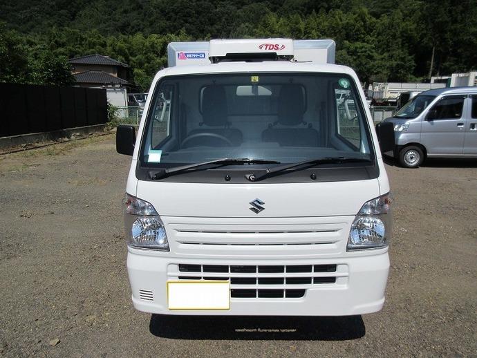 スズキ キャリィ 軽 冷凍冷蔵バン EBD-DA16T(11059) 5枚目