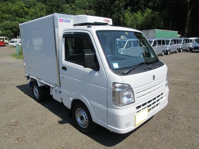 スズキ キャリィ 軽 冷凍冷蔵バン EBD-DA16T(11059) 4枚目
