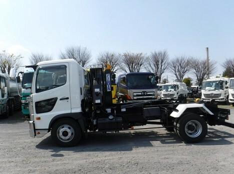 日野 レンジャー 中型 コンテナ専用車 2KG-FC2ABA(11089) 6枚目