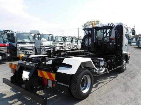 日野 レンジャー 中型 コンテナ専用車 2KG-FC2ABA(11089) 2枚目