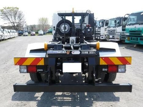 日野 レンジャー 中型 コンテナ専用車 2KG-FC2ABA(11089) 8枚目