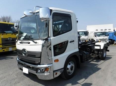 日野 レンジャー 中型 コンテナ専用車 2KG-FC2ABA(11089) 1枚目