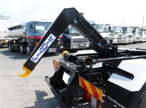 日野 レンジャー 中型 コンテナ専用車 2KG-FC2ABA(11089) 10枚目