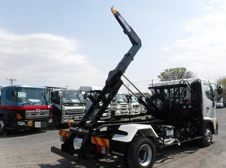 日野 レンジャー 中型 コンテナ専用車 2KG-FC2ABA(11089) 14枚目